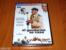 EL GENDARME SE CASA / LE GENDARME SE MARIE - Louis de Funes - Precintada