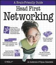 Head First Ser.: Head First Networking by Ryan Benedetti and Al Anderson...