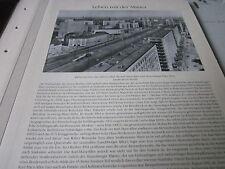Berlin Archiv 11 Die Mauer 10034 Haus d  Lehrers KArl Marx Allee Strausbergerpl