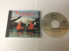 PIANO FAVOURITES WARTIME HAROLD RICH COLIN CAMPBELL RARE CD