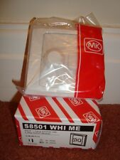 MK 500W 1 Gang Way Dimmer with  2 Way Switch S8501