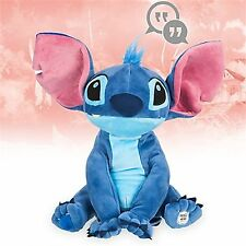 Disney Store Stitch Interactive Talking Plush Lilo Animators Collection Doll Toy