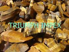 SB - Tiger Eye Rough Stone : Spiritual, Reiki, Healing, Crystals