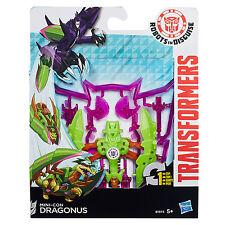 Transformers Robots In Disguise - Mini-Con Dragonus Figure nuova