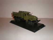 1/43 SSM Start Scale Models Russian military truck  ZIL-157