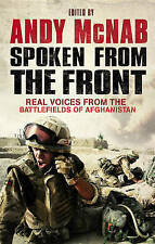 Spoken from the Front by Andy McNab (Paperback, 2010)
