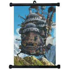 sp212259 Howls Moving Castle Home Décor Wall Scroll Poster 21 x 30cm