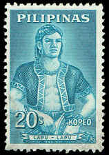 Scott # 859 - 1963 - ' Personalities (New Currency) ', Lapu-Lapu