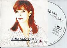 LILIANE SAINT-PIERRE - Verleiden CD SINGLE 2TR Europop Dance 1997 BELGIUM
