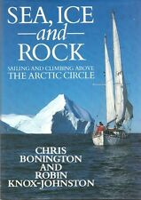 Sea, Ice And Rock: Sailing And Climbing Above The Arctic Circle #BN14159