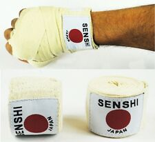 Boxing Hand Wraps Bandages [Natural] Inner Bag gloves Boxing MMA Muay Thai