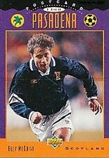 UD08 ALLY MCCOIST - SCOTLAND  TRADING CARDS UPPER DECK WORLD CUP USA 1994