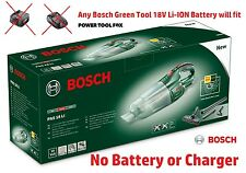 5 ONLY! Bosch PAS18Li ( naked ) Cordless Vacuum Cleaner 06033B9001 3165140761802