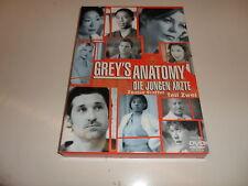 DVD  Grey's Anatomy - Die jungen Ärzte - Zweite Staffel, Teil 2