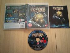 Bioshock 2 - Sony PS3 Complete with Manual *Mint Disc*