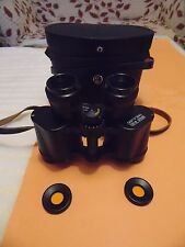 Vintage Russian Military Binoculars BPC5 8x30 with Case and Filters Made in USSR