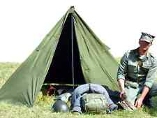 MILITARY TENT 2 PERSON - x2 PONCHO LAAVU SHELTER ZELTBAHN - POLISH ARMY - NEW