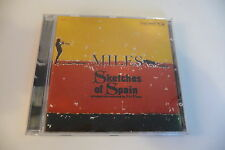 SKETCHES OF SPAIN - CD MILES DAVIS CK 65142 COLUMBIA. 6 EYE LOGO.