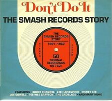 DON'T DO IT THE SMASH RECORDS STORY 1961 - 1962 - TWO CD BOX SET