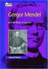 Gregor Mendel: And the Roots of Genetics (Oxford Portraits in Science)-ExLibrary