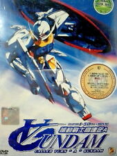 Turn A Gundam Complete Series ( 1-50 End + Movie ) DVD Anime Original Box Set