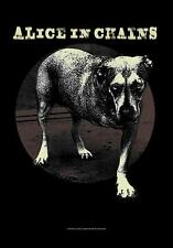 "ALICE IN CHAINS FLAGGE / FAHNE ""THREE LEGGED DOG"" POSTERFLAGGE"