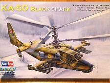 Hobbyboss 1:72 Kamov Ka-50 Negro Shark helicóptero modelo kit