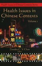 Health Issues in Chinese Contexts-ExLibrary