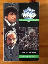 Doctor Who Virgin Missing Adventures - The Dark Path - McIntee