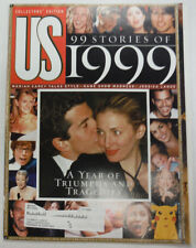 Us Weekly Magazine John F. Kennedy Jr. Hillary Clinton Collector's 1999 042515R