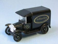 Matchbox MB-44 Ford T Van William Lusty Cakes Black 1912 Vintage Delivery Van