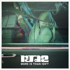 Rjd2 - More Is Than Isn't [CD New]