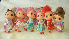 Joblot 24 pcs Ddung Dolls Keyring Pendant Toy Gift New Wholesale