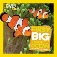 National Geographic Little Kids First Big Book of the Ocean (National Geographic