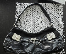 MC Marc Chantal Bag Handbag Black patent Medium