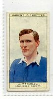 (Jg095-100) Ogdens,Captains Of Football Clubs & Colours, A. Waterall ,1926, #37