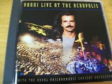 YANNI LIVE AT ACROPOLIS  CD