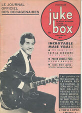 JUKE BOX 087 (1/1/64) MARC ARYAN DISTEL PRESLEY JOHNNY HALLYDAY COGOI ANTHONY