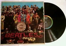 The Beatles ~ Sgt. Pepper's Lonely Hearts Club Band 1st First Press Orig Mono Lp