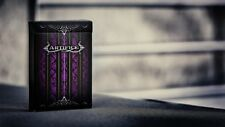 Bicycle Ellusionist Artifice Purple 2nd Edition US Playing Cards Poker NEW