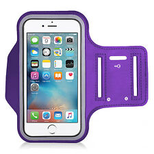 iPod Touch Premium Neoprene Armband Purple 4th,5th,6th Generation Running
