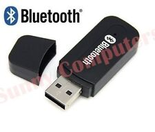USB Bluetooth Music Receiver Adapter For iPhone Speaker Wireless Dongle Audio AU