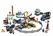 DELUXE Lego AMUSEMENT PARK Medium Play Set CARNIVAL Fair Truck Ages 16+ Yrs NEW