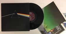 Pink Floyd The Dark Side Of The Moon - 1973 Vinyl LP + Inserts Near Mint (NM)