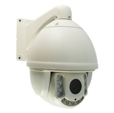 "LineMak IP PTZ Dome camera, 1/3"" CMOS Sensor, 2.0Mp, H.264, IR-CUT Filter."