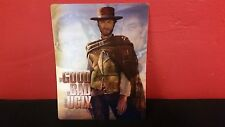 THE GOOD THE BAD AND THE UGLY - 3D Lenticular Magnet Cover for BLURAY STEELBOOK