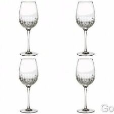 Waterford COLLEEN ESSENCE Red Wine Goblet Glasses FOUR (4) New #147210