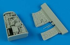 Aires 1/48 Sepecat Jaguar A electronic bay for Kitty Hawk kit # 4590