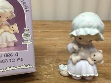 Precious Moments Figurine w Box Members Only You are a Blessing to Me PM902