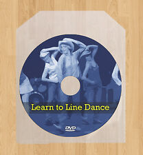 Learn American Country and Western Line Dancing Dance to Music DVD Video Lessons